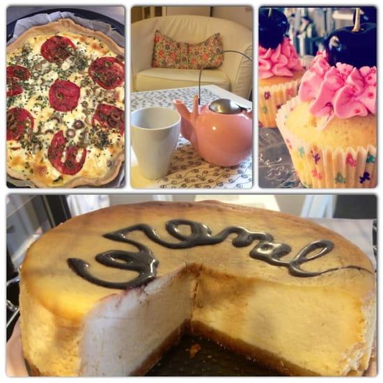 Le Goût-Thé  - Quiche-Cheesecake-Thé-Cupcake -