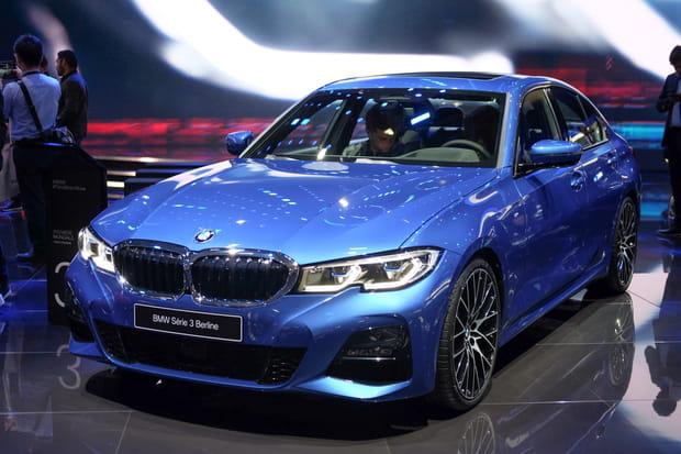 La BMW Série 3dévoilée au Mondial de l'Auto