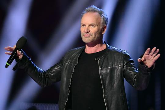 Sting: Trump, Brexit, changement climatique... Le chanteur accuse