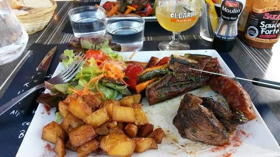 Plat : Obaiona Café  - Plancha basque! -