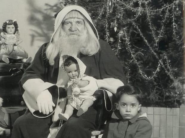 Photos et cartes des Noëls d'autrefois