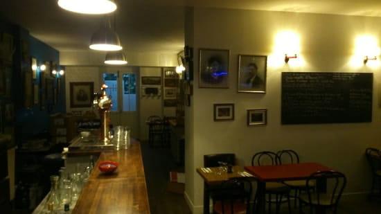 Restaurant : La Cantine de Gaston  - Salle -