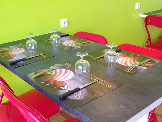 Restaurant : La Croisilla   © olivier therras