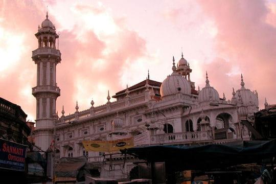 Sous le ciel de Calcutta