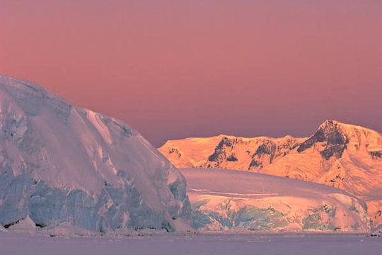Lumière antarctique