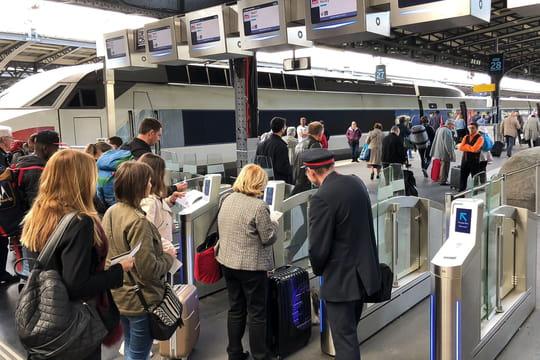 Billet SNCF: TGV Inouï et OuiGo à 35euros jusqu'au 30janvier 2020