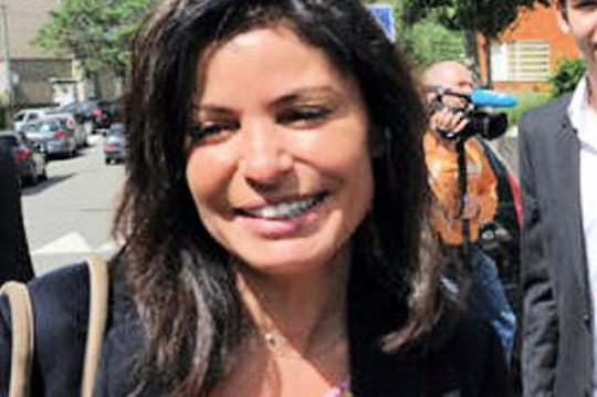 Nadia Copé: unefemme d'image et desecrets pour Jean-François Copé
