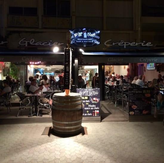 Restaurant : Le p'tit bateau