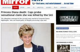 Diana, assassinée par l'armée britannique?