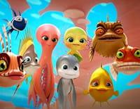 Sammy & Co : La légende de Coraline et Blanc tourteau
