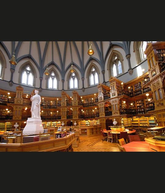 Les plus belles bibliothèques du monde