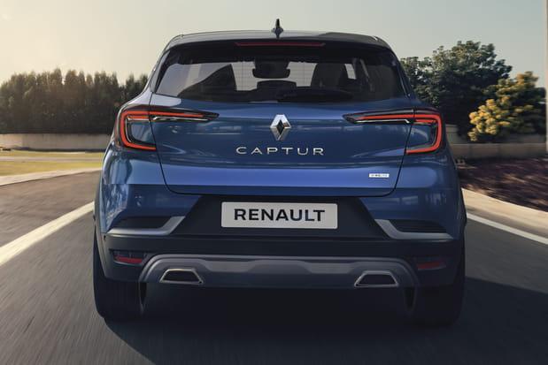 Nouveau Renault Captur RS Line