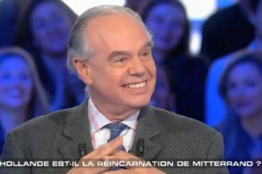 Frédéric Mitterrand: il fait des rêves érotiques avec Manuel Valls [VIDÉO]