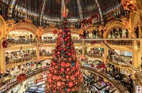 Paris, décor magique pour les fêtes