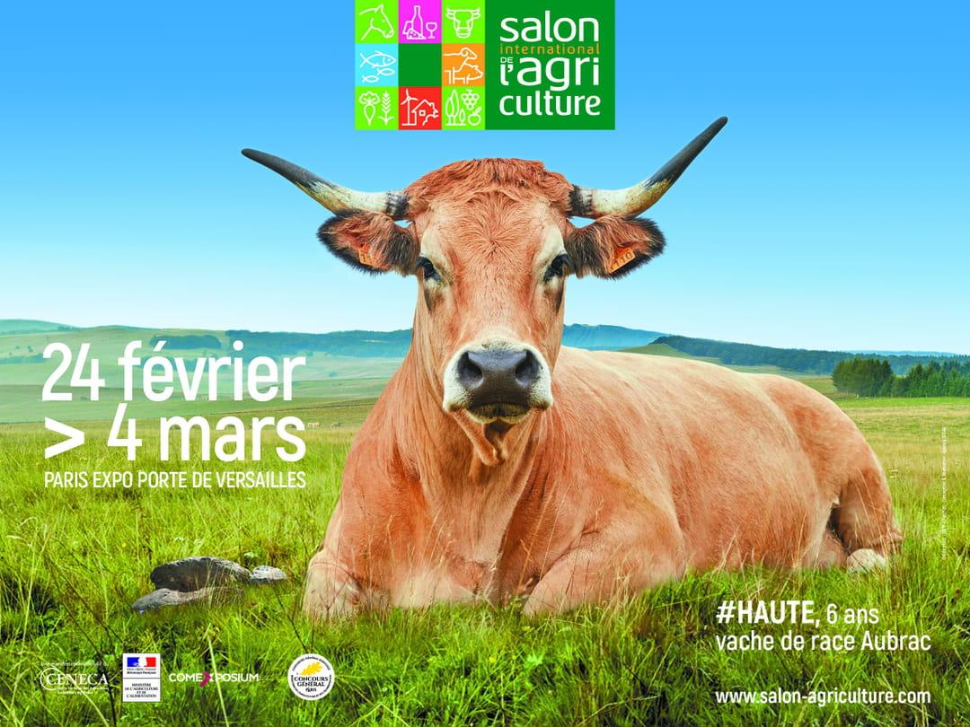 Salon de l 39 agriculture 2018 les nouveaut s et les for Salon de l4agriculture 2015