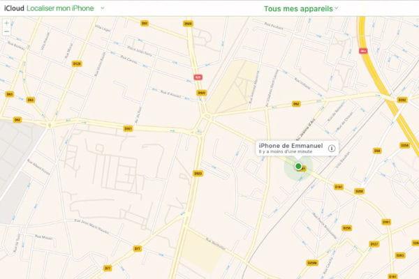comment localiser un téléphone