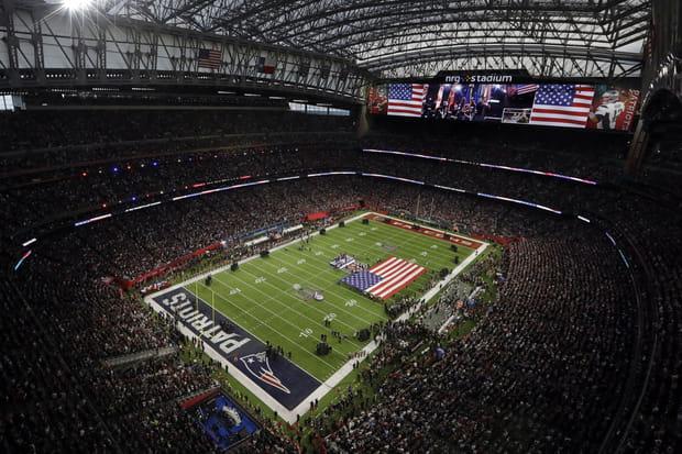 Un Super Bowl suivi par 70000spectateurs... et 100millions de téléspectateurs