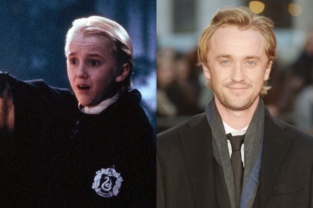 Tom Felton, toujours le même visage