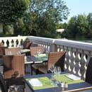 Le Saint Charles  - terrasse ete -   © cr