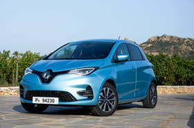 Essai de la Renault Zoé: plus mature, la citadine électrique ?