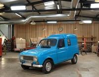 Van Mecanic : Le mini-van 4L