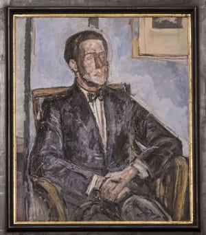 Alberto Giacometti - Portrait de Diego