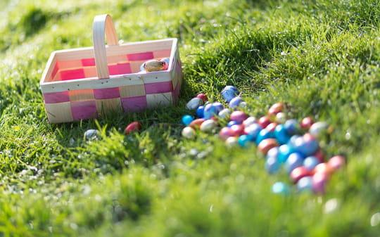 Pâques:date du jour férié en 2018et pourquoi des oeufs en chocolat