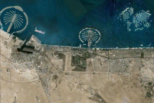 Dubai: la ville sortie du désert
