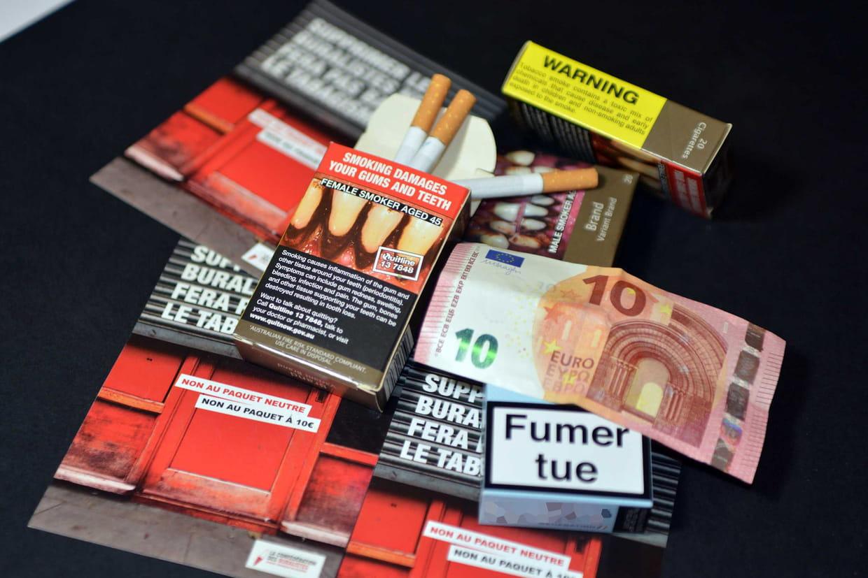 Prix Du Tabac Cigarettes Tabac A Rouler En France Et A L Etranger