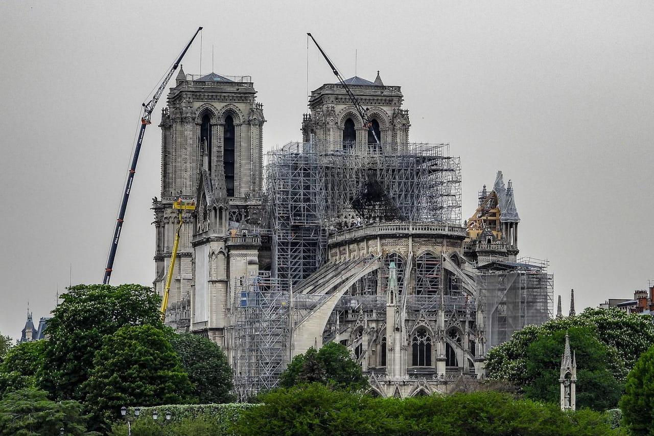 Notre-Dame de Paris: mégots, plan incendie... Plusieurs manquements révélés