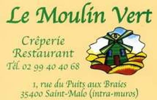 Crêperie Le Moulin Vert  - Crêperie Le Moulin Vert -   © P.A