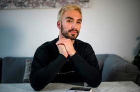 """Homosexualité: """"je suis en paix avec qui je suis"""", témoigne Guillaume Cizeron"""