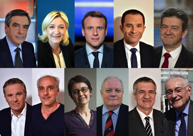 Patrimoine des candidats à la présidentielle: et le plus riche est...