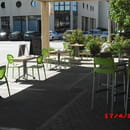 L'Oeuf Gourmand  - Terrasse couverte -