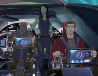 Les gardiens de la galaxie : Le procès de Gamora