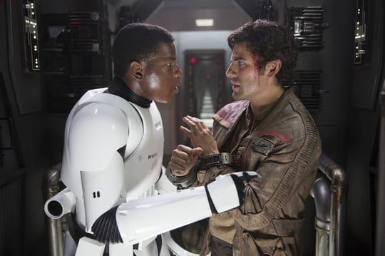 Oscar Isaac évoque une scène avec Carrie Fisher dans Star Wars 8
