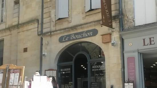 Restaurant : Le Bouchon  - Le bouchon -