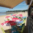 Les Bains du Sémaphore  - terrasse sur le sable vue exceptionnelle  -   © philippe.moreau0648@gmail.com