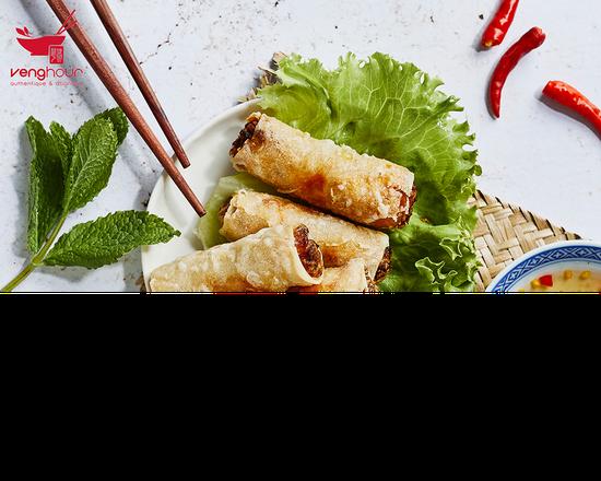 Entrée : Veng Hour - Nancy Houdemont  - Nems vietnamiens pour manger autour de Nancy à proximité à emporter et sur place meilleur restaurant asiatique à Nancy 54 Veng Hour -   © Veng Hour