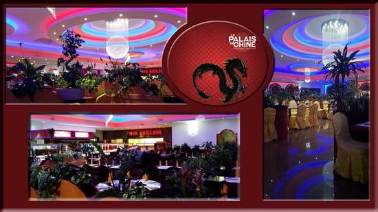 Restaurant : Palais de Chine  - Notre ambiance -   © jerome