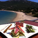 Restaurant Bar des Amis  - vue terrasse -   © antoine castel