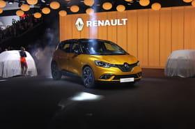 Le nouveau Renault Scénic 4 sous toutes les coutures