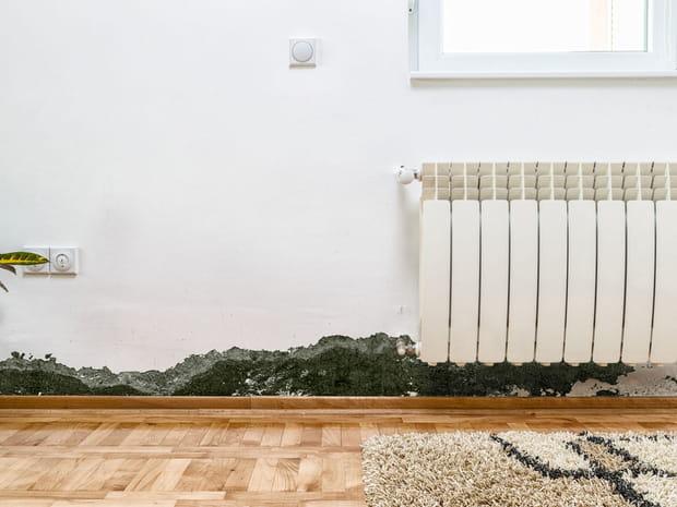 18solutions pour traiter les problèmes d'humidité