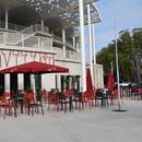 Restaurant : Le Pavillon  - la terrasse -   © @restaurantlepavillon