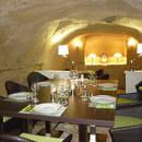Le XII de Luynes  - Salle privée troglodytique -