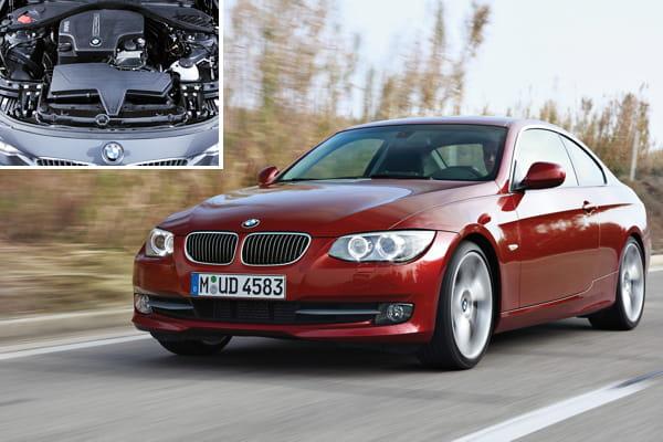 le moteur bmw 4 cylindres 2 litres twin turbo essence est lu meilleur moteur de 1 8 l 2 0 l. Black Bedroom Furniture Sets. Home Design Ideas
