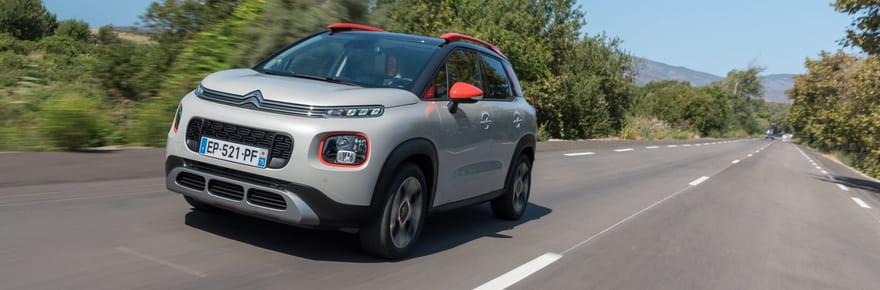 Citroën C3Aircross: le petit SUV pratique cartonne! [essai, prix]