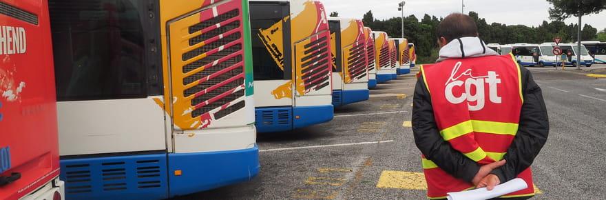 Grève des transports: les perturbations à Marseille, Bordeaux, Lille...