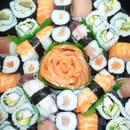Sushi Master'S  - plateau de Sushi -   © Stephane