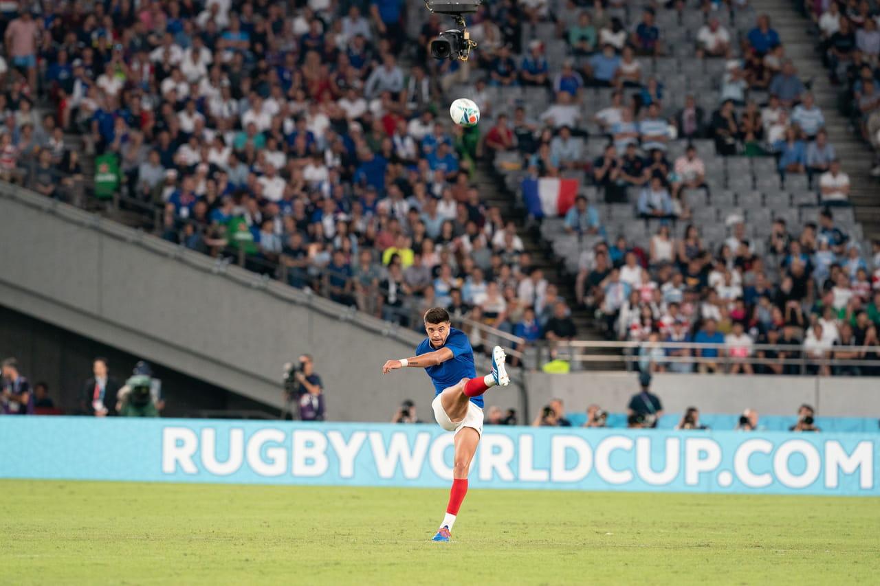 Angleterre - France [RUGBY]: le match annulé à cause du typhon, quel classement pour les Bleus?